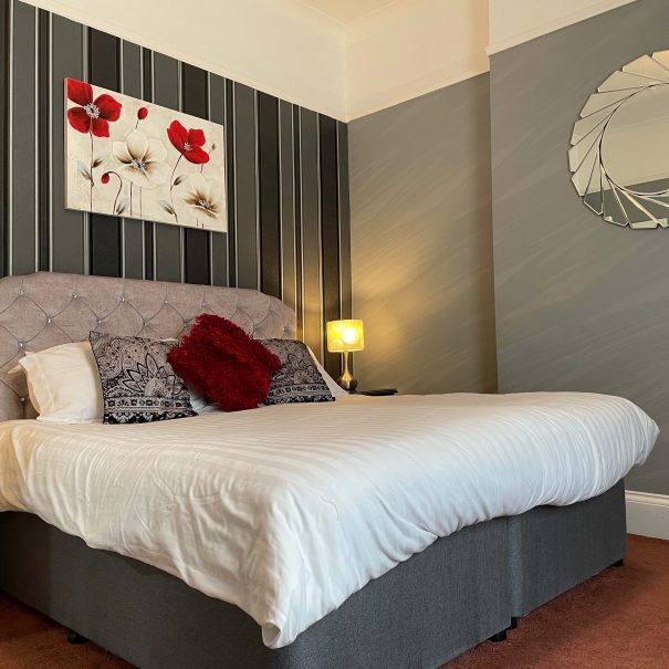 Bed and Breakfast in Torquay room 8
